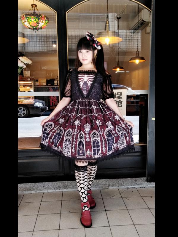 Sayukiの「Lolita fashion」をテーマにしたコーディネート(2018/07/20)