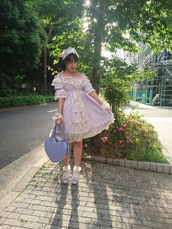 是Mukkmitsu以「Lolita fashion」为主题投稿的照片(2018/07/22)