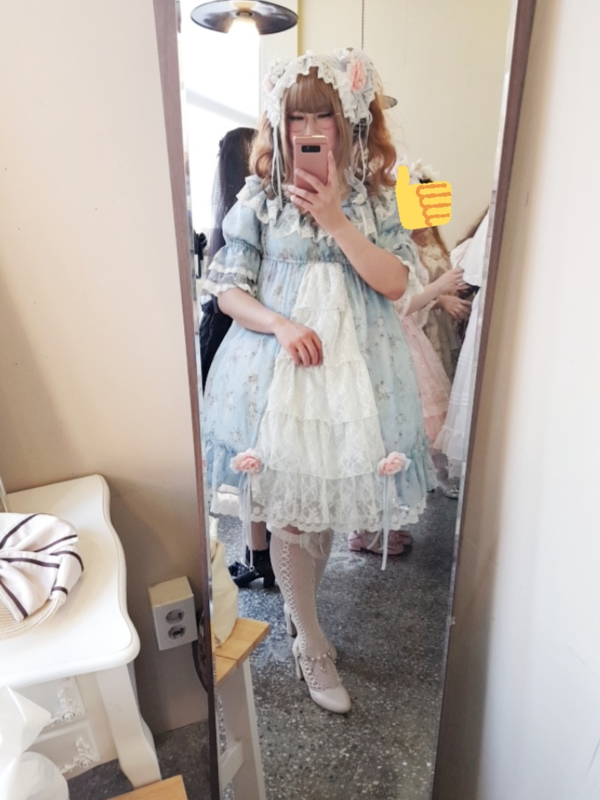 sakurasaku031's 「Lolita fashion」themed photo (2018/07/22)