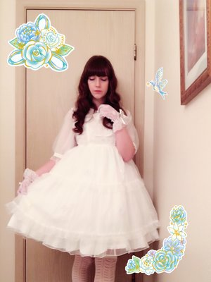 Serakuma's 「Angelic pretty」themed photo (2017/03/06)