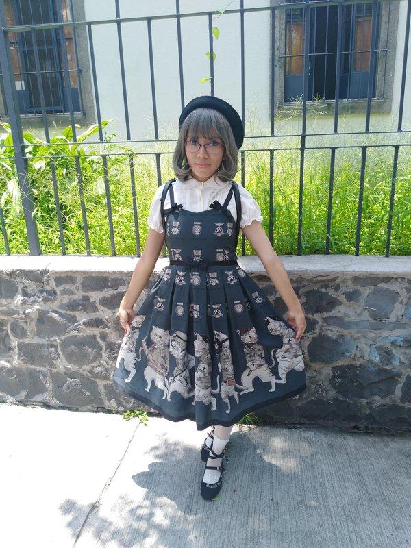 Lizbeth ushineki's 「Lolita」themed photo (2018/07/25)