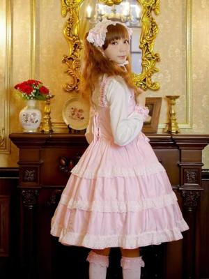 置鮎楓の「Pink」をテーマにしたコーディネート(2018/07/26)