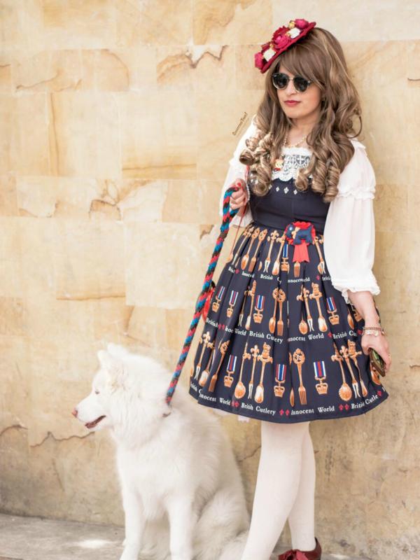 Eleanor Loireの「Lolita fashion」をテーマにしたコーディネート(2018/07/27)