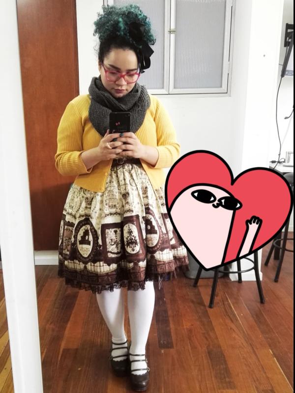 💖 Snow Candy 💖の「Lolita fashion」をテーマにしたコーディネート(2018/07/28)