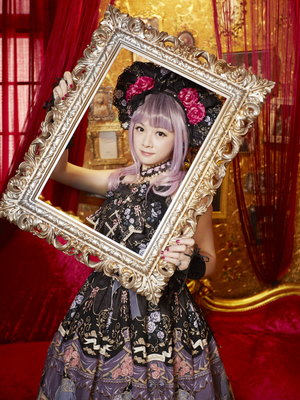 Sayuki's 「Lolita fashion」themed photo (2018/07/28)