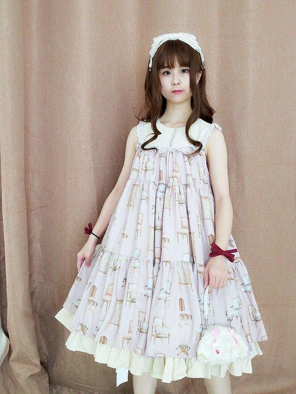 是芜凉Kiyo以「Lolita」为主题投稿的照片(2018/07/30)