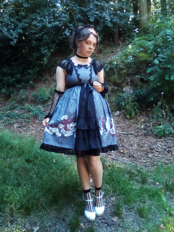 是Lusty Majo以「Lolita」为主题投稿的照片(2018/07/30)