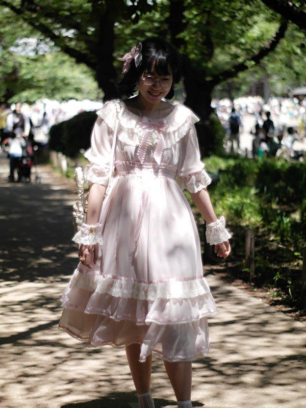 Mukkmitsu's 「Lolita fashion」themed photo (2018/08/02)