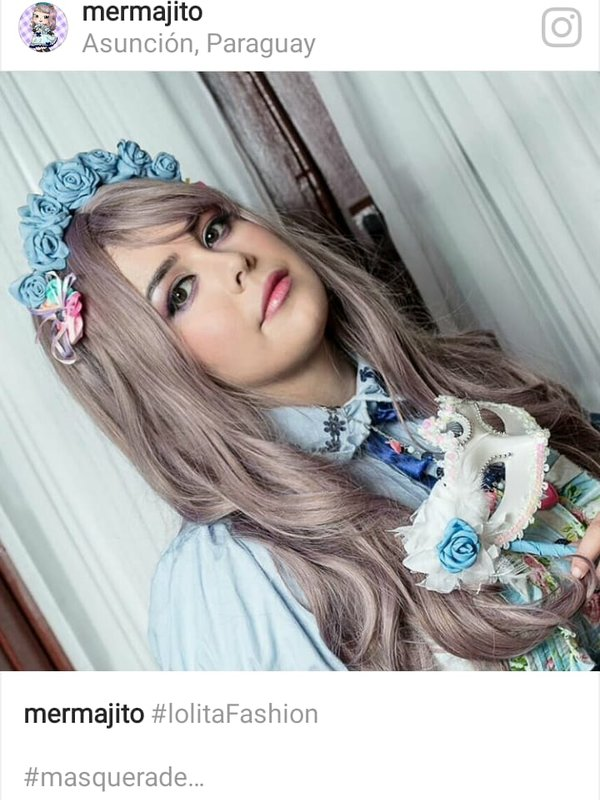 MerMajitoの「Lolita」をテーマにしたコーディネート(2018/08/04)
