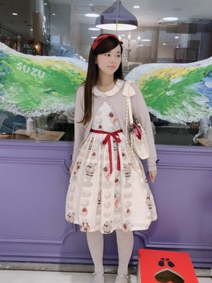 是Saki以「Lolita fashion」为主题投稿的照片(2018/08/04)