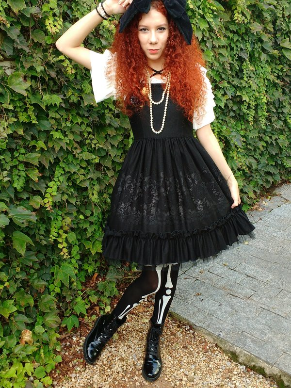 Katrikki's 「Lolita」themed photo (2018/08/05)
