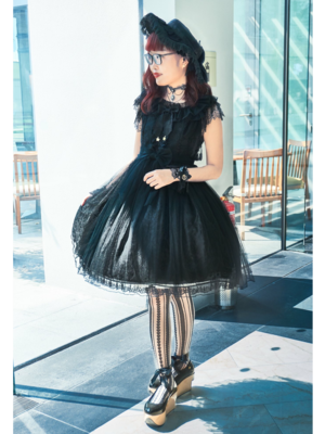 Riipin's 「Angelic pretty」themed photo (2018/08/04)
