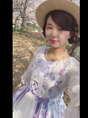 Sakiの「Angelic pretty」をテーマにしたコーディネート(2018/08/07)