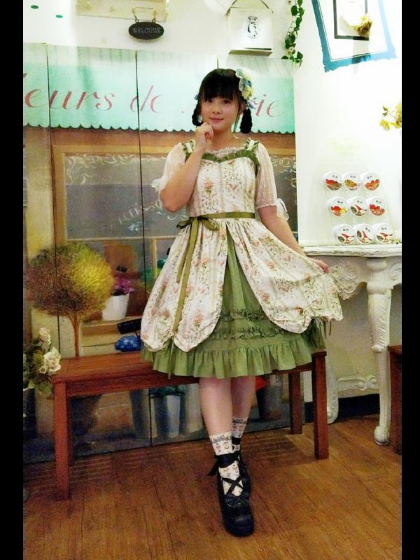 Sayukiの「Lolita fashion」をテーマにしたコーディネート(2018/08/08)