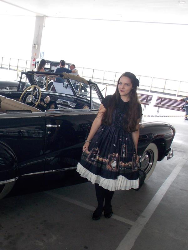 Sarianaの「Lolita fashion」をテーマにしたコーディネート(2018/08/09)