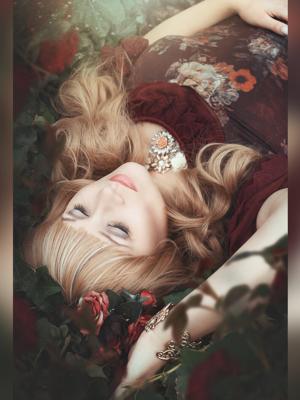 是Alexandra Dorothea以「Lolita fashion」为主题投稿的照片(2018/08/10)