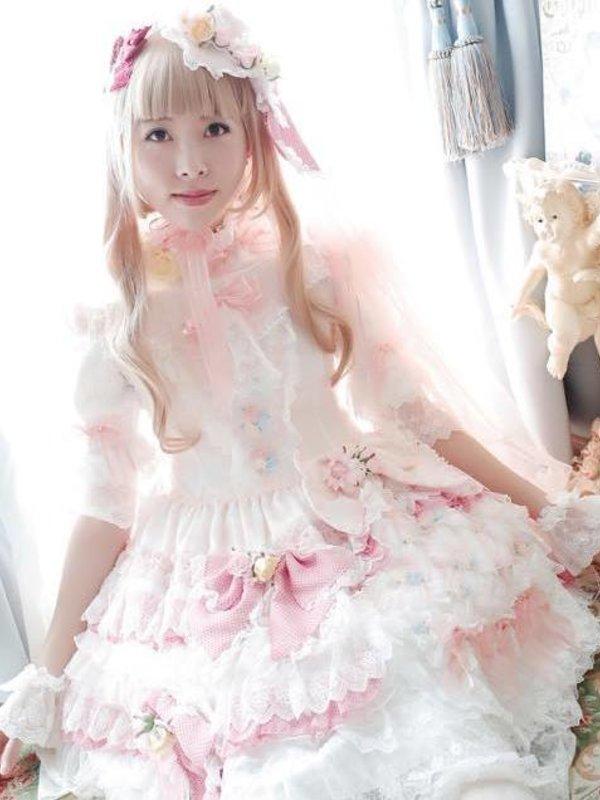 石絮絮's 「Lolita」themed photo (2018/08/10)