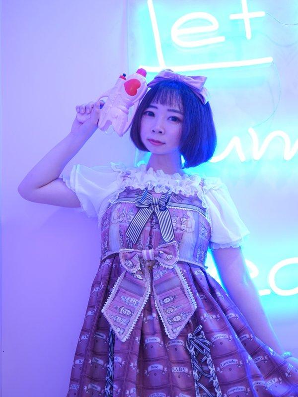 Ying's 「Lolita fashion」themed photo (2018/08/11)