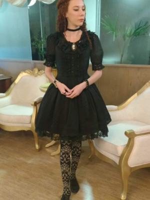 Katrikki's 「Lolita」themed photo (2018/08/11)