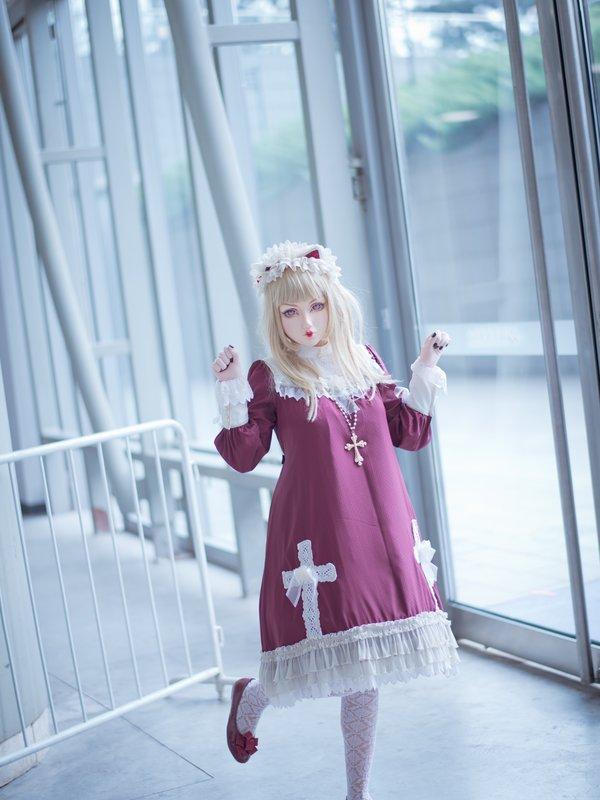 司马小忽悠's 「Lolita」themed photo (2018/08/12)