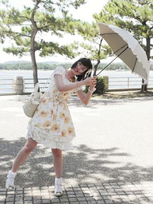 Mukkmitsuの「Lolita fashion」をテーマにしたコーディネート(2018/08/14)