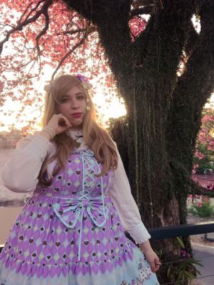 Ivonne's 「Lolita fashion」themed photo (2018/08/16)