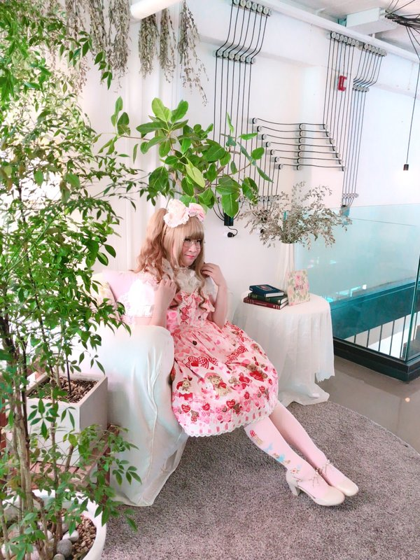 sakurasaku031's 「Lolita fashion」themed photo (2018/08/20)