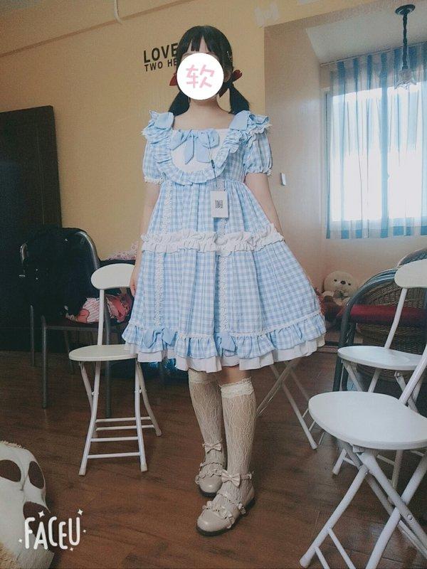 樱木爱梨の「Lolita」をテーマにしたコーディネート(2018/08/26)
