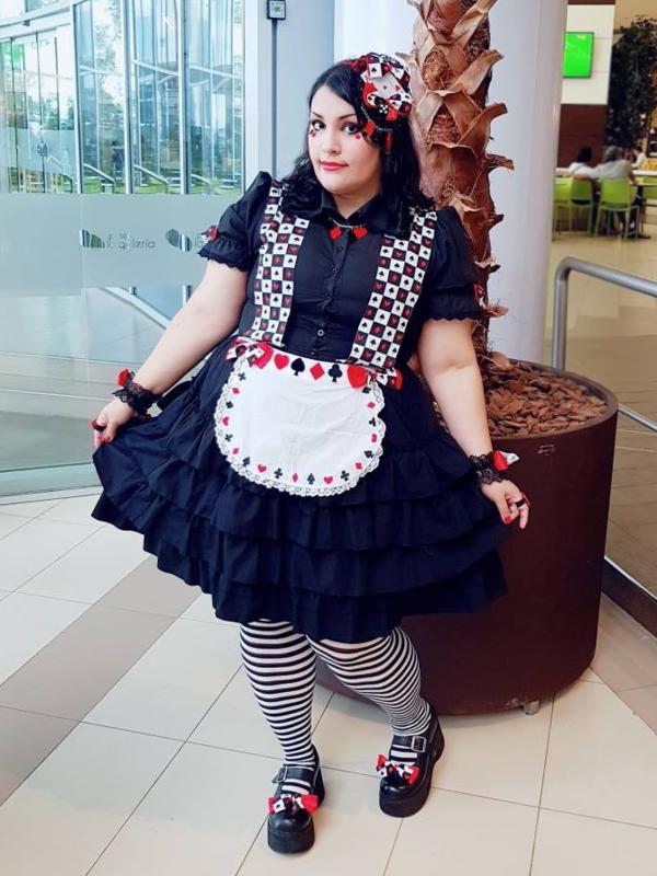Bara No Himeの「Lolita fashion」をテーマにしたコーディネート(2018/09/01)