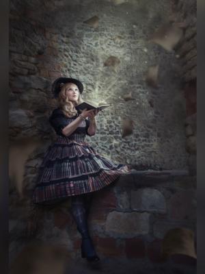 是Alexandra Dorothea以「Classic Lolita」为主题投稿的照片(2018/09/01)