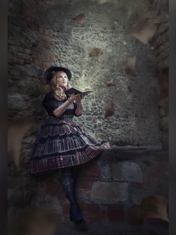 Alexandra Dorotheaの「Classic Lolita」をテーマにしたコーディネート(2018/09/01)