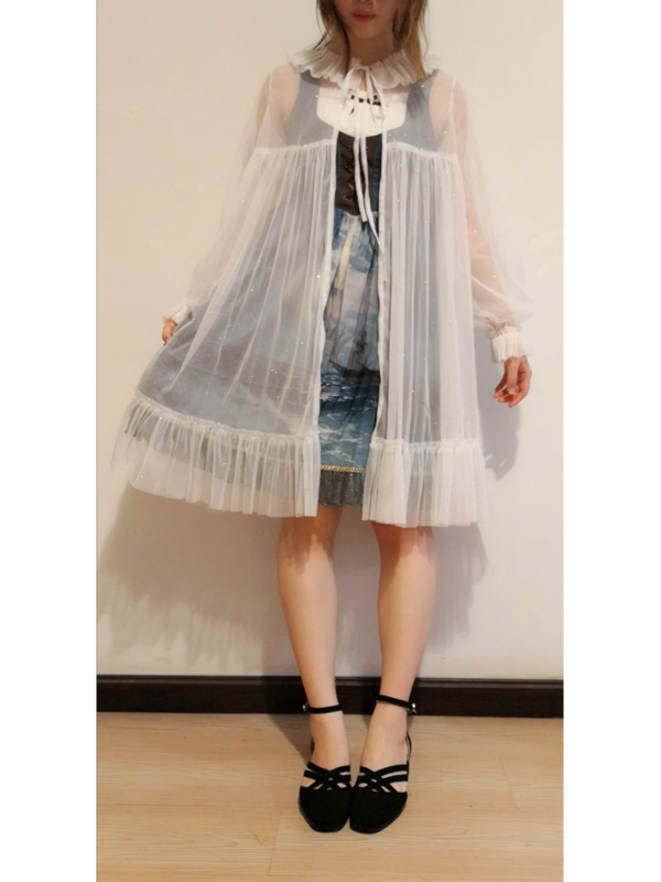 汐顔の「Lolita fashion」をテーマにしたコーディネート(2018/09/02)