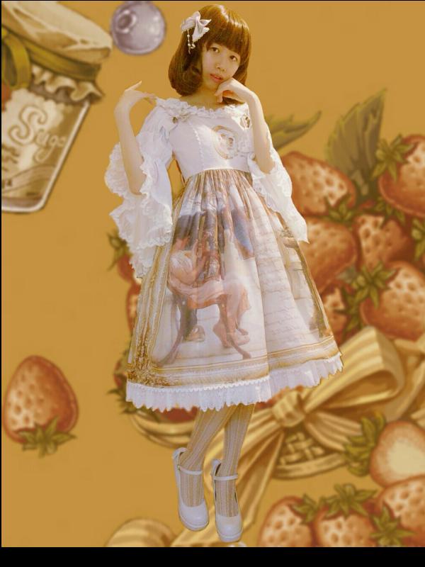 汐顔の「Lolita」をテーマにしたコーディネート(2018/09/02)