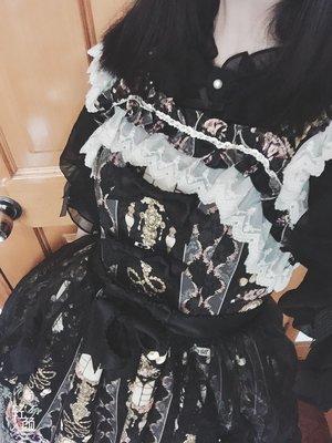恹の「Lolita」をテーマにしたコーディネート(2018/09/03)
