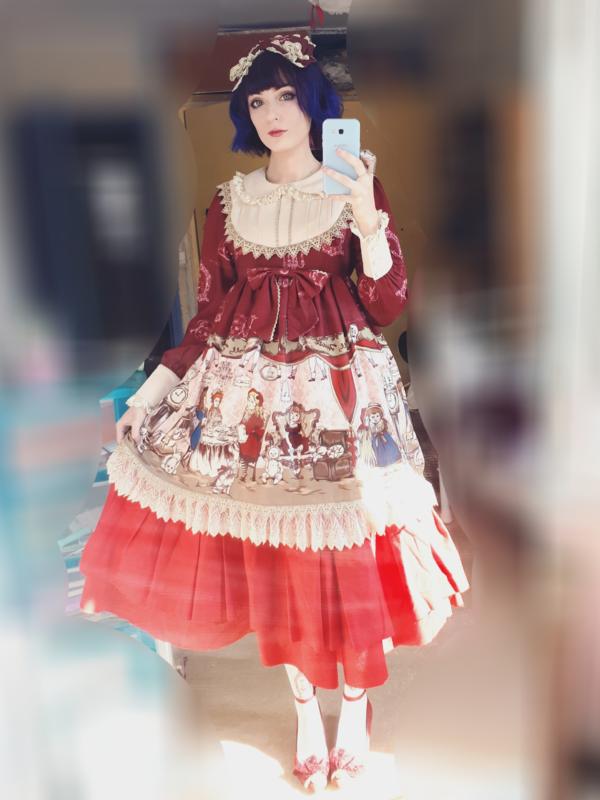 是Chocoberries以「Lolita」为主题投稿的照片(2018/09/03)
