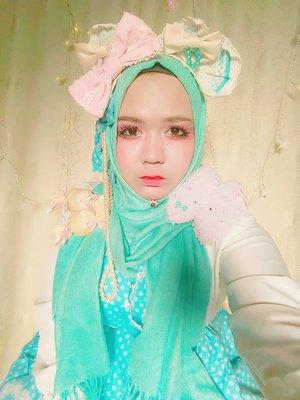 luluechahの「Lolita」をテーマにしたコーディネート(2018/09/03)