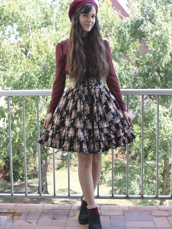 是May Wildflower以「Lolita」为主题投稿的照片(2018/09/05)