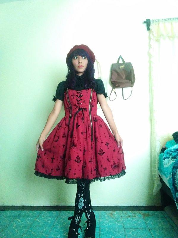 是Lizbeth ushineki以「Lolita」为主题投稿的照片(2018/09/05)
