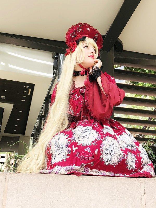 Candice Bearの「Lolita」をテーマにしたコーディネート(2018/09/07)