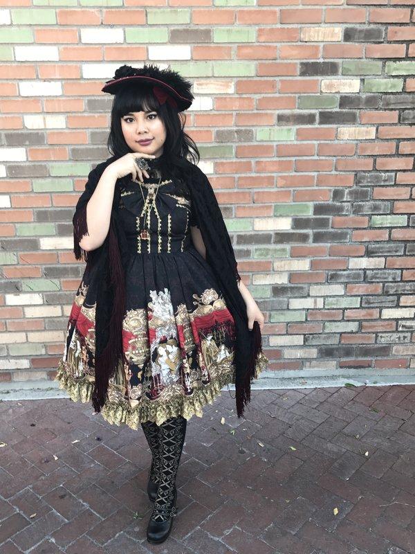 是doitforthefrill 以「Classic Lolita」为主题投稿的照片(2017/03/26)