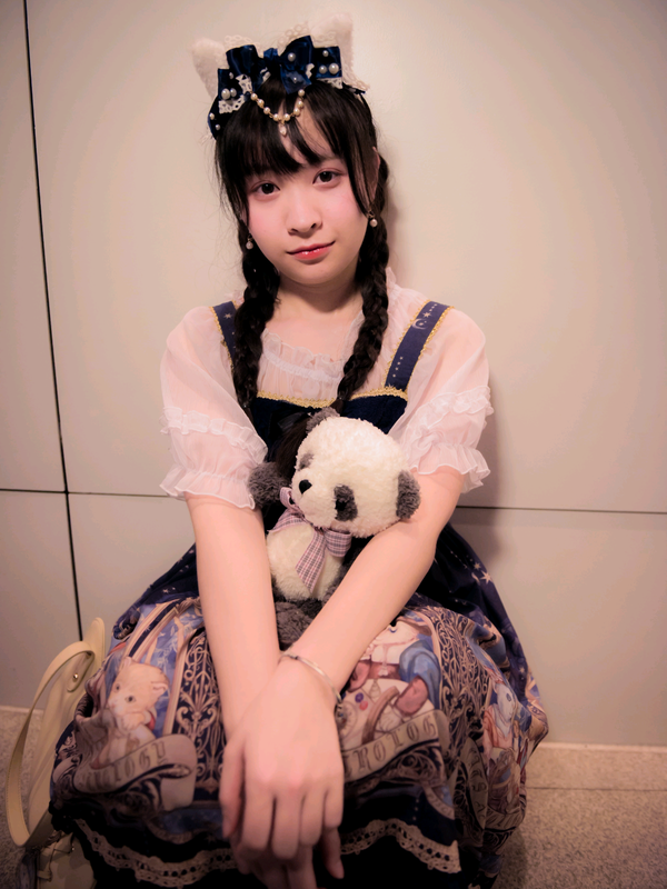 小玉米酱の「Lolita」をテーマにしたコーディネート(2018/09/08)