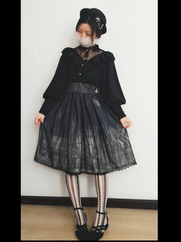 柒実Nanamiの「Lolita」をテーマにしたコーディネート(2018/09/09)