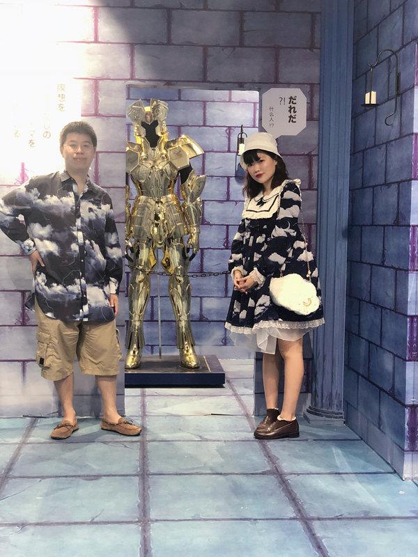 司马小忽悠の「Lolita」をテーマにしたコーディネート(2018/09/09)