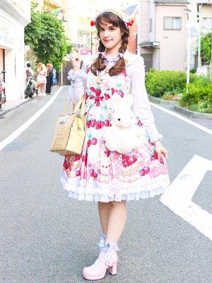 Kay DeAngelisの「harajuku fashion」をテーマにしたコーディネート(2018/09/10)