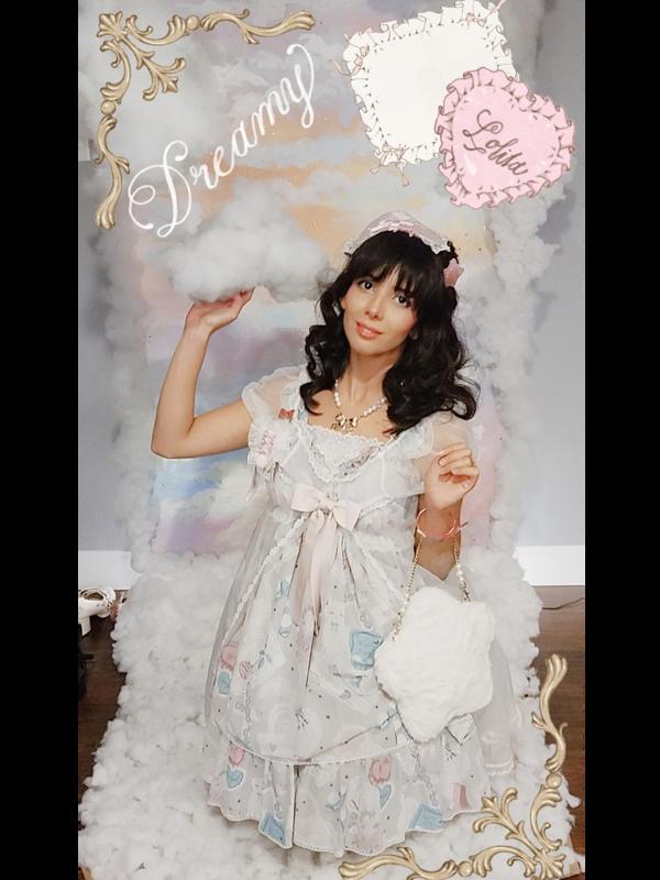 Eugenia Salinasの「Lolita fashion」をテーマにしたコーディネート(2018/09/10)