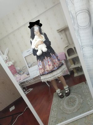 Sui 's 「Lolita fashion」themed photo (2018/09/11)