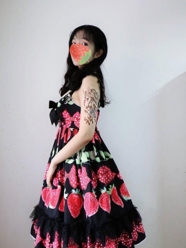 无知少女马花花の「Lolita」をテーマにしたコーディネート(2018/09/11)
