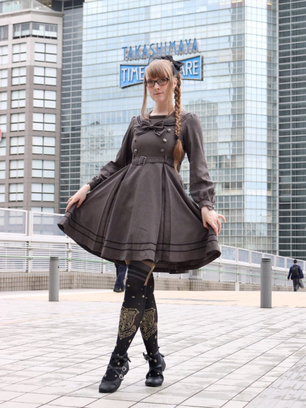 Nokeの「Lolita fashion」をテーマにしたコーディネート(2018/09/12)