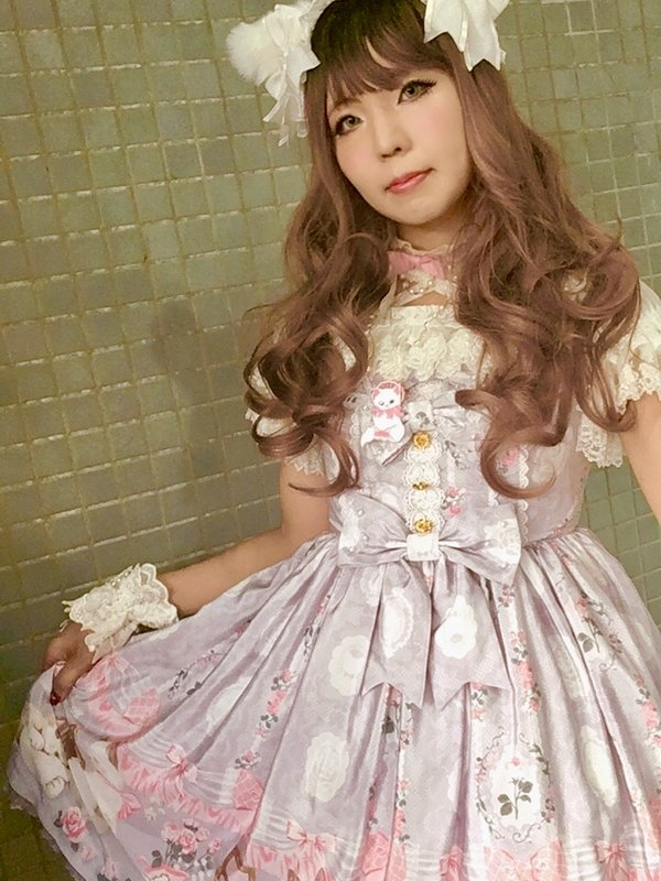 銀猫†Silvia's 「Lolita」themed photo (2018/09/13)