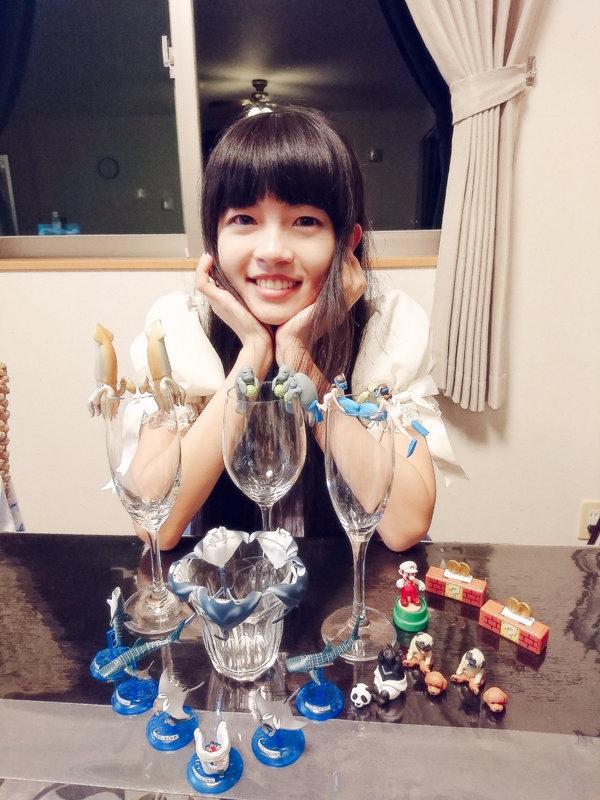 林南舒's 「Angelic pretty」themed photo (2018/09/13)